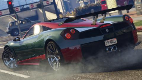 Grand Theft Auto V : Le Crime Paie dès mercredi !