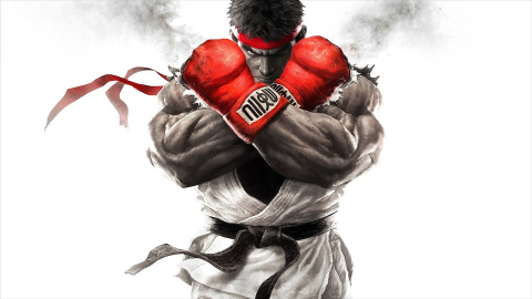 Jaquette de Japan Expo 2015 : Street Fighter V sera jouable