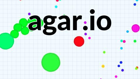 Agar.io sur Web