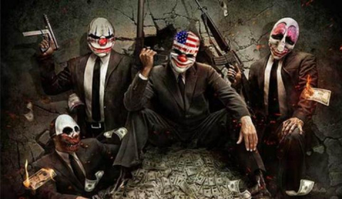 Jaquette de Payday 2 Crimewave Edition - Des flingues, encore des flingues