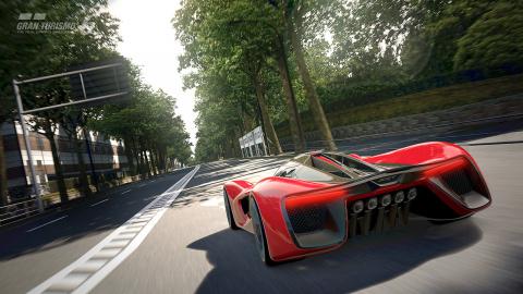 Gran Turismo 6 présente la SRT Tomahawk Vision Gran Turismo