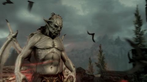 L'épisode ultime, Skyrim