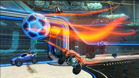 Rocket League dépasse régulièrement le million de joueurs actifs