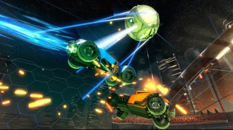 Rocket League : 5 millions de téléchargements en 22 jours