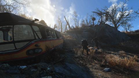 Fallout 4 : Les graphismes de la discorde