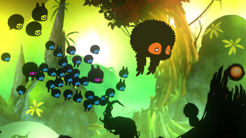Jaquette de Badland - Game of the Year Edition : Les noiraudes sont de retour
