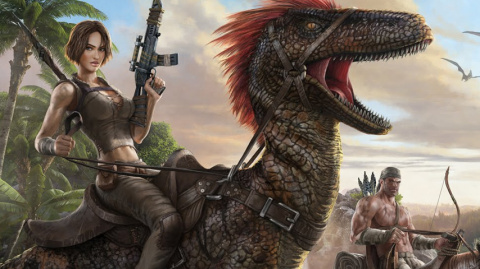 Jaquette de ARK : Survival Evolved, la survie en milieu hostile