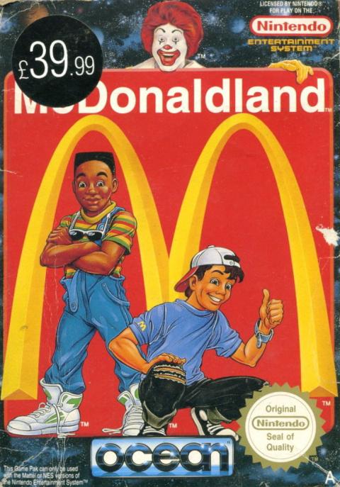McDonald land sur Nes