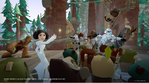 Disney Infinity 3.0 - Second Pack Star Wars : Rise Against the Empire. On y a joué !