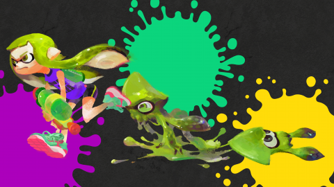 Jaquette de Splatoon : 2/3 - Le mode Défense de Zone