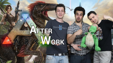After Work - ARK : Survival Evolved - Panique au jurassique !