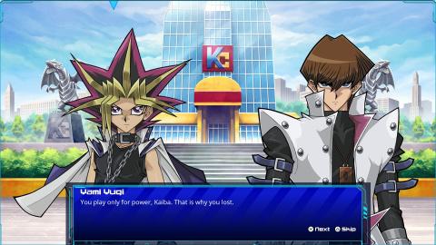 Yu-Gi-Oh! Legacy of the Duelist : l'heure du duel sonnera le 25 avril sur les Switch japonaises