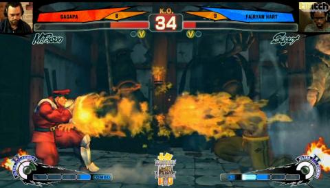 Ultra Street Fighter IV : ultime ligne droite dans la KAKUTOP