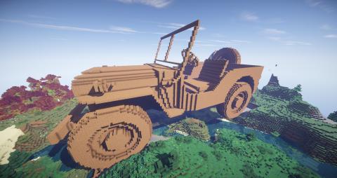 Minecraft - Importez vos modèles 3D dans le jeu grâce à un plug in Blender