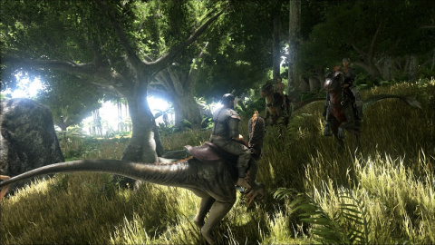 Interview de Jesse Rapczak, co-créateur de ARK: Survival Evolved