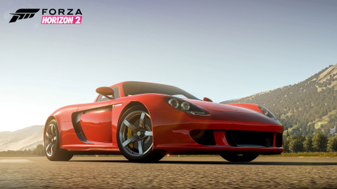 Forza Horizon 2 - Porsche entre en piste