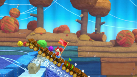 Yoshi's Woolly World : Doux comme une peluche !