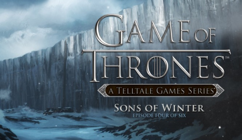 Jaquette de Game of Thrones : Episode 4 - Sons of Winter
