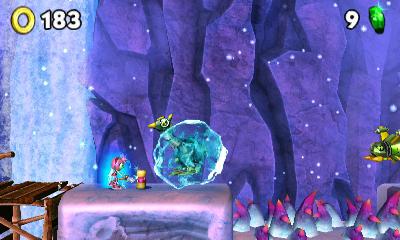 Sonic Boom de retour sur 3DS