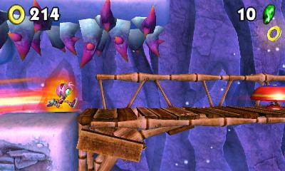 Sonic Boom 2 : Fire & Ice repoussé à 2016