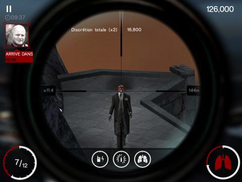 Hitman : Sniper est actuellement gratuit sur mobile