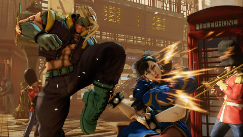 Street Fighter 5 : Que donne le nouvel opus de la série de baston de Capcom ?