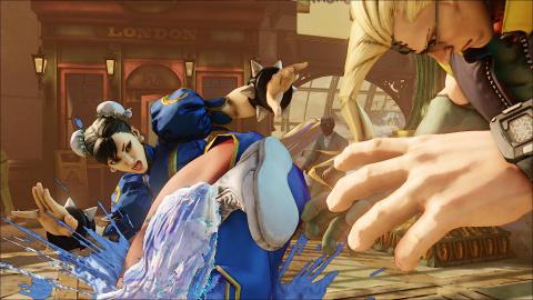 Street Fighter 5 : Dans le coeur de la bête...