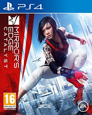 Mirror's Edge Catalyst sur PS4