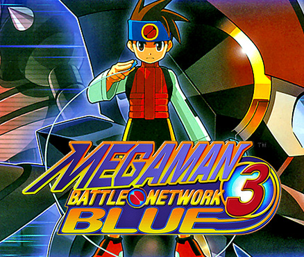 Mega Man Battle Network 3 : Blue Version sur WiiU