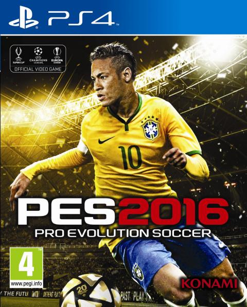 Pro Evolution Soccer 2016 sur PS4