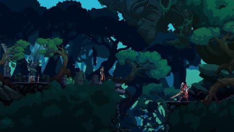 """Death's Gambit : un trailer qui pose le ton pour le Metroidvania """"hardcore"""""""