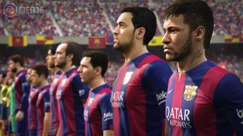 FIFA 16 - Un retour plus affûté que jamais ? - E3 2015