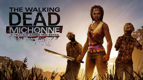 The Walking Dead: Michonne sur PS4