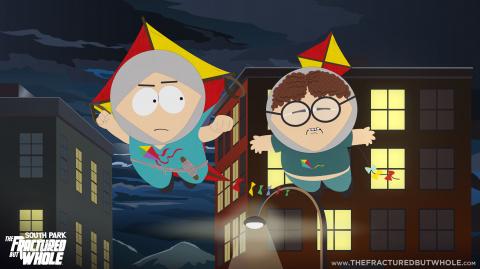 E3 2015 : South Park : The Fractured But Whole annoncé