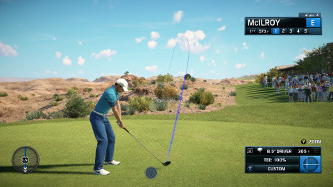 E3 2015 : Rory Mcllroy PGA Tour swingue en images