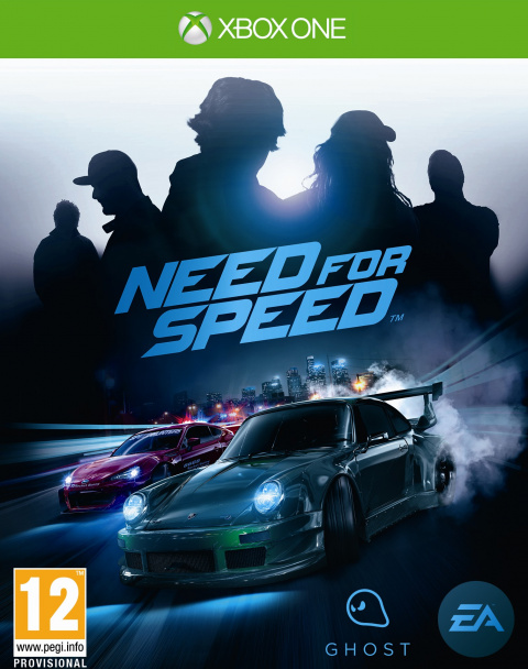 Need for Speed sur ONE