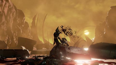 E3 2015 : Le reboot de Shadow of the Beast s'illustre