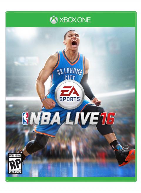 NBA Live 16 sur ONE