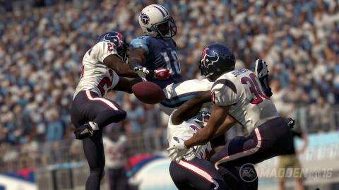 Madden NFL 16 gratuit ce weekend pour les membres du Xbox Live Gold