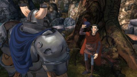 E3 2015 : King's Quest, le retour du roi