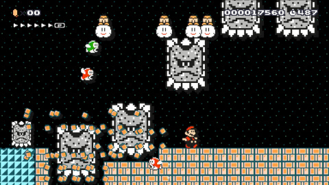 E3 2015 : Une galerie pour Super Mario Maker