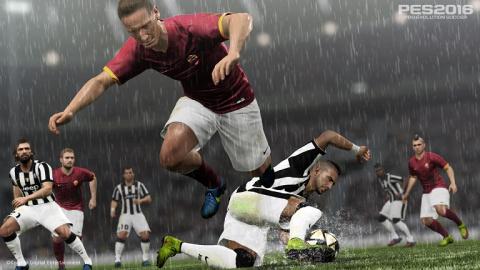 Jaquette de Pro Evolution Soccer 2016, un renouveau à confirmer : E3 2015