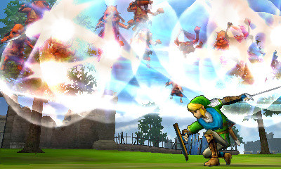 Hyrule Warriors Legends donne davantage d'informations et d'images