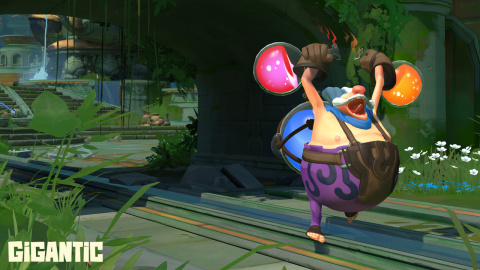 Jaquette de On a essayé Gigantic, le jeu d'action cartoonesque de Motiga : E3 2015