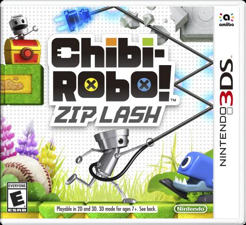 "Afficher ""Chibi-Robo"""