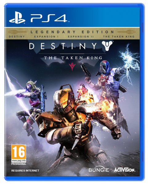 Destiny Extension III : Le roi des corrompus sur PS4