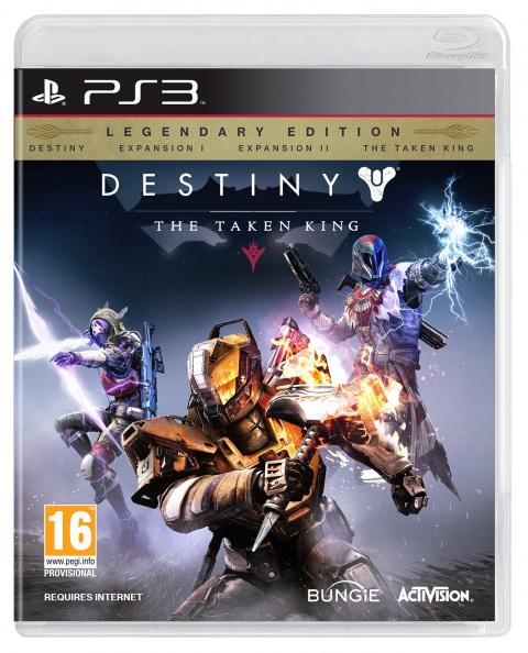 Destiny Extension III : Le roi des corrompus sur PS3