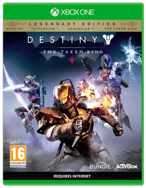 Destiny Extension III : Le roi des corrompus sur ONE