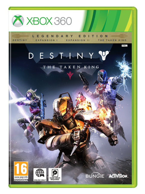 Destiny Extension III : Le roi des corrompus sur 360