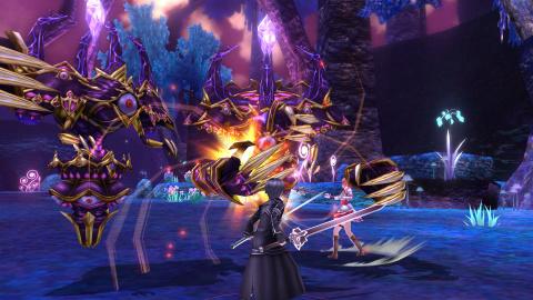 Japan Expo : Sword Art Online - Hollow Fragment et Lost Song annoncés en VF